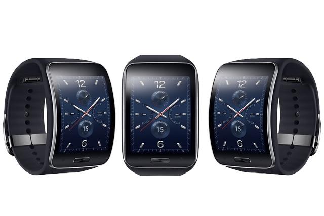 טוב מאוד הוכרז: Samsung Gear S – שעון חכם המאפשר ביצוע שיחות על רשת 3G RL-33