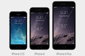 הוכרז: iPhone 6 Plus – מסך בגודל 5.5 אינץ' ורזולוציית Full HD