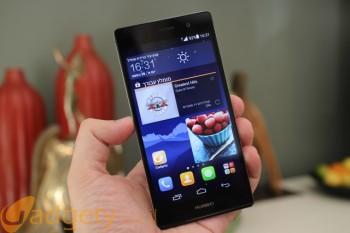גאדג'טי מסקר: Huawei Ascend P7 – הצעה משתלמת לשוק הגבוה