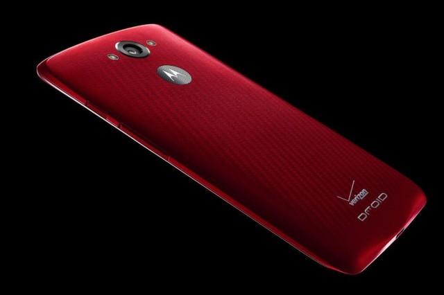 גבו של Motorola Droid Turbo, צילום: טוויטר