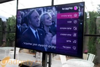 גאדג'טי מסקר: סלקום TV – פתיחה מבטיחה למהפכת הטלוויזיה בישראל