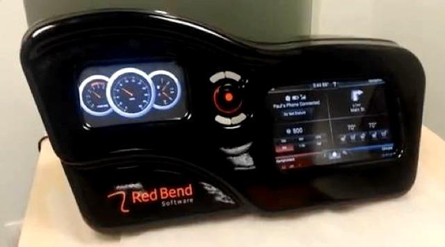 Redbend-System