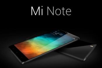 הוכרזו: Xiaomi Mi Note ו-Mi Note Pro – פאבלטים דקיקים ועצמתיים