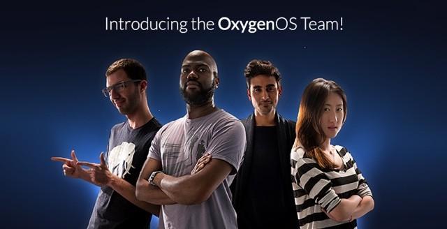 צוות Oxygen OS