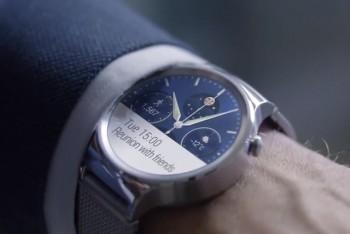 הוכרז: Huawei Watch – שעון מבוסס Android Wear בעל עיצוב מרהיב