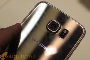 הצצה ראשונה: Samsung Galaxy S6 – הדגל מעולם לא הונף גבוה יותר