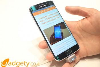 הצצה ראשונה: ממשק TouchWiz החדש של משפחת מכשירי Galaxy S