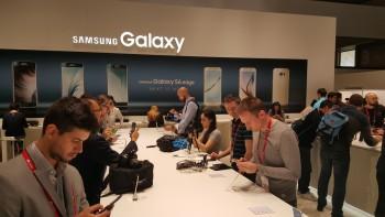 צפו: דגימות המצלמה של Samsung Galaxy S6
