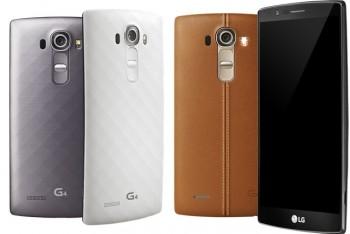 הוכרז: LG G4 – עם מסך Quad HD, מצלמה מתקדמת וגב מתחלף עשוי עור