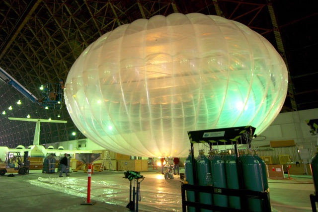 Project-Loon-Warehouse