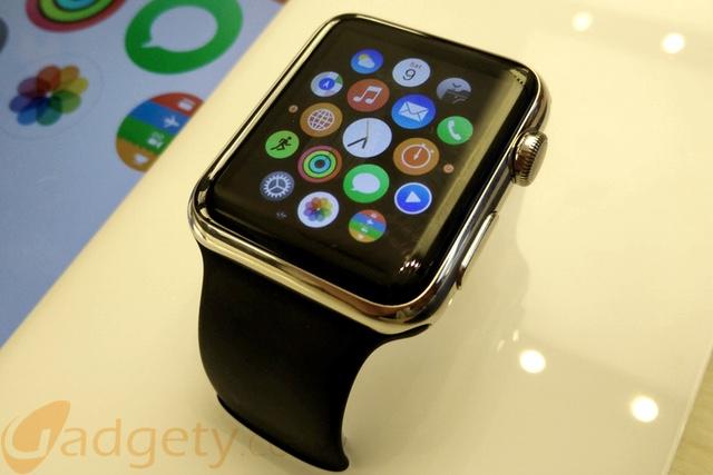 Apple Watch (צילום: גאדג'טי)
