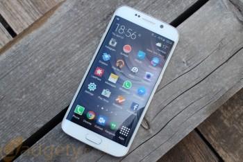 סמסונג מתכוננת להשקת ה-Galaxy S6 Plus עם שולי מסך קמורים