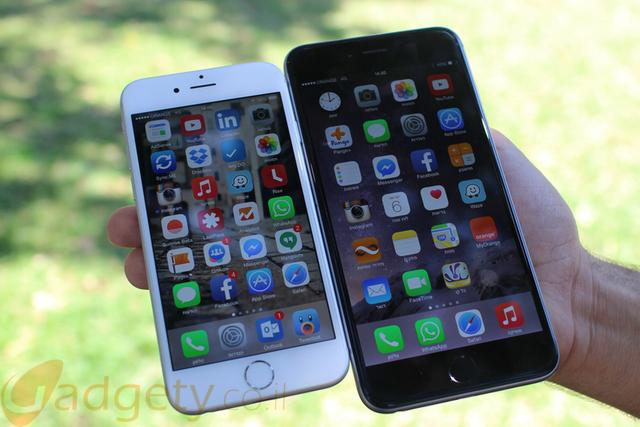 עדכון מעודכן גאדג'טי מסקר: חצי שנה עם iPhone 6 Plus – האם אפל הכינה עצמה כראוי DS-83