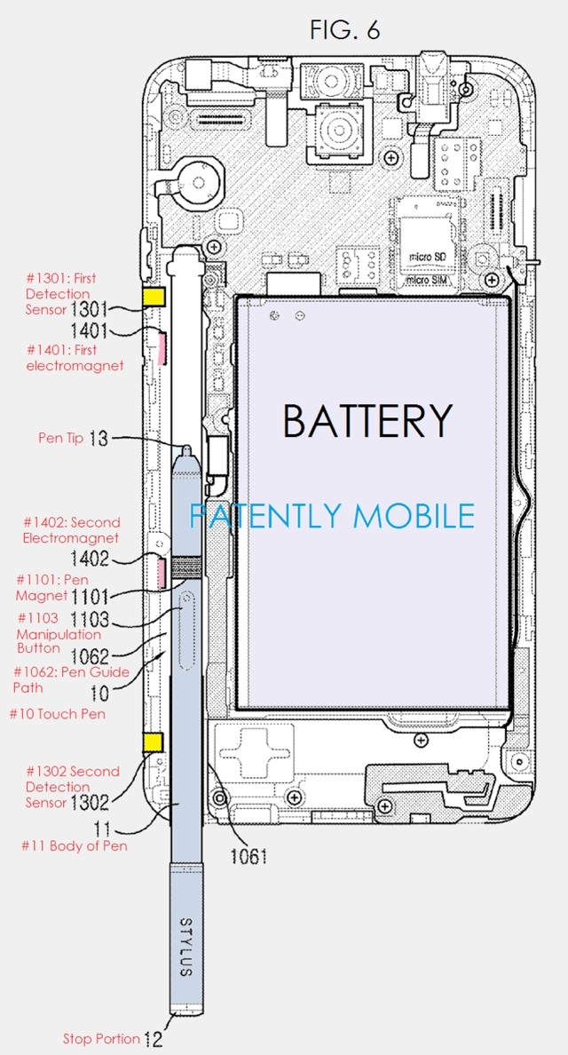 Samsung-Galaxy-Note-Stylus-Patent