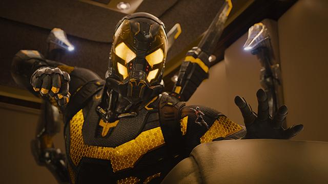 Antman-Yellowjacket