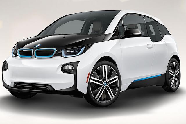 שילדת ה-BMW i3 תשמש עבור מכונית ה-Apple Car (מקור: BMW)