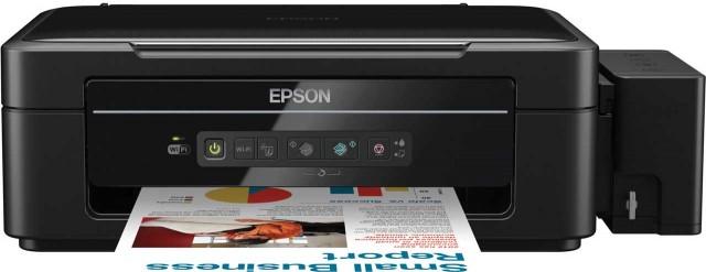 """מדפסת אפסון L355 (מקור תמונה: יח""""צ אפסון)"""