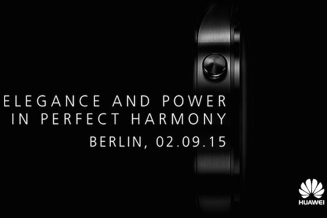 Huawei Watch Teaser Gadgety