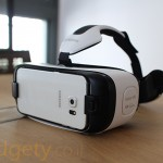 Samsung Gear VR (צילום: גאדג'טי)