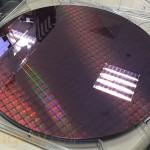 Intel Skylake Wafer (צילום: גאדג'טי)