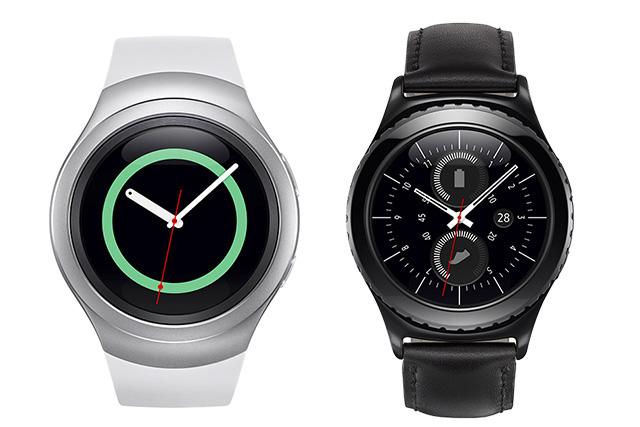 מדהים הוכרזו: שעוני ה-Gear S2 וה-Gear S2 Classic של סמסונג עם מסך עגול GF-95