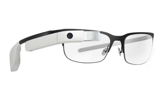 Google Glass דור 1 (מקור: גוגל)