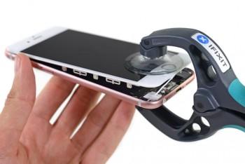 אתר iFixit חושף: iPhone 6S ו-6S Plus מכילים סוללה קטנה יותר וזיכרון 2GB RAM