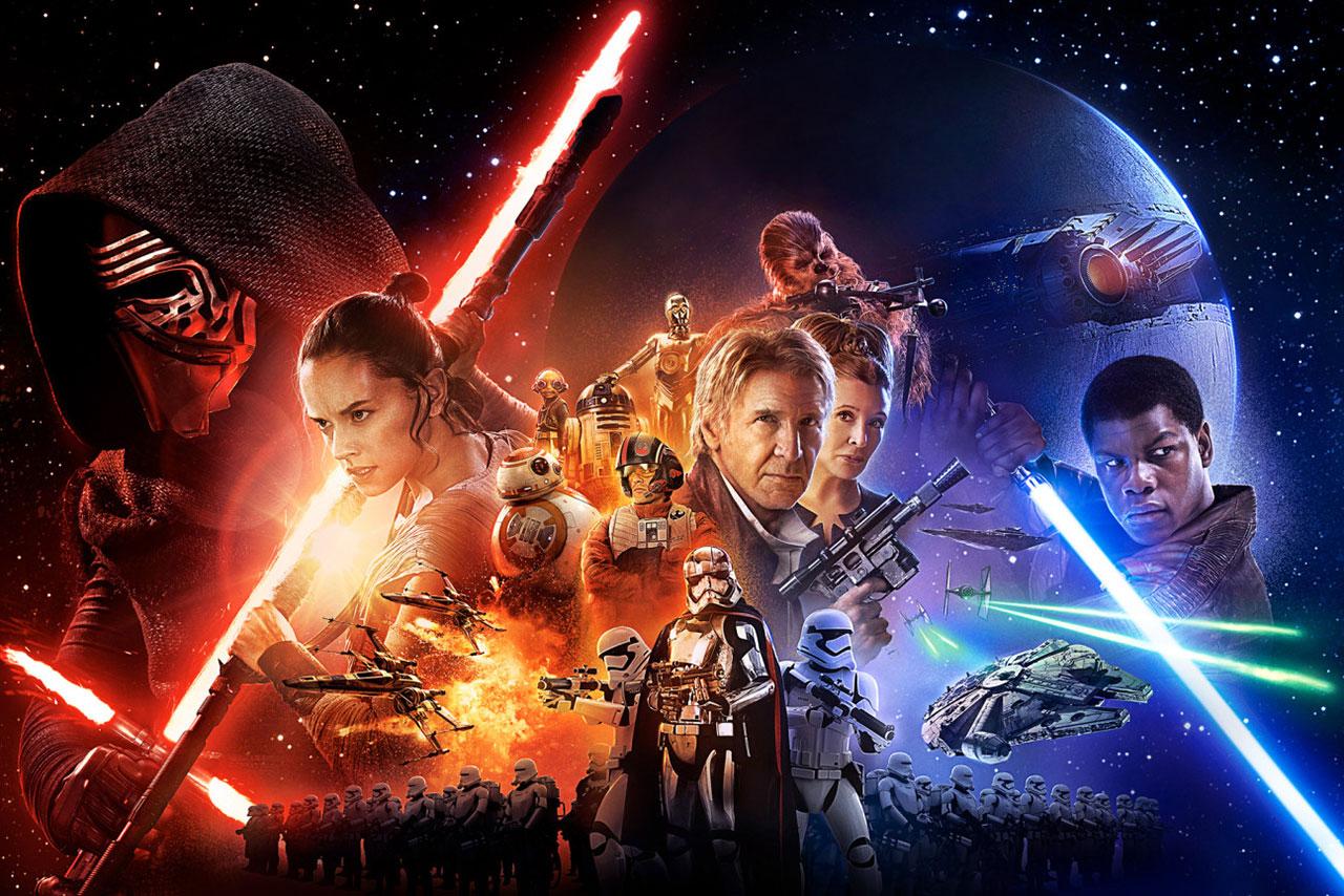 מלחמת הכוכבים: הכוח מתעורר