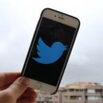 טוויטר באייפון (צילום: גאדג'טי)