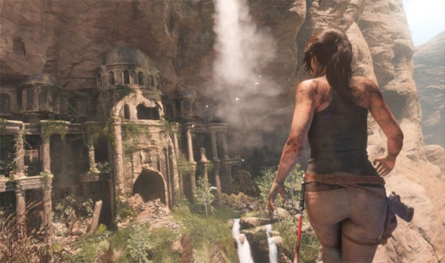 rise of the tomb raider screen