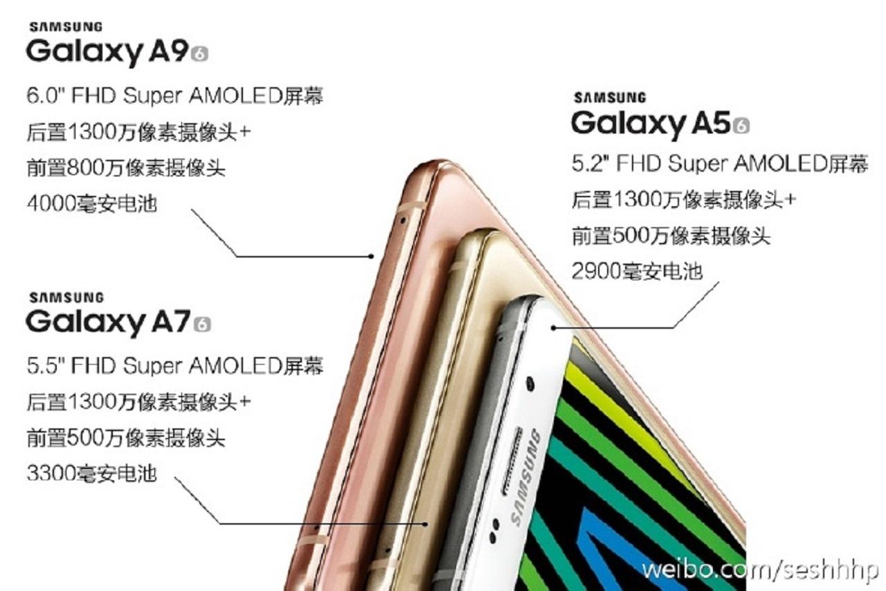 Galaxy A9 Leak
