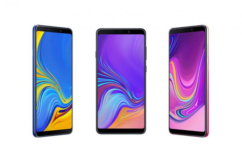 Galaxy A9 (תמונה: Samsung)