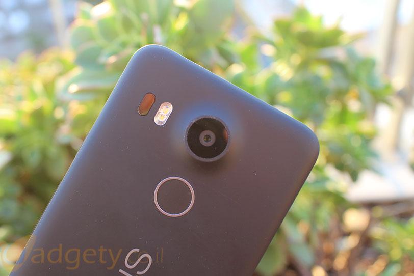 Nexus 5X (צילום: גאדג'טי)