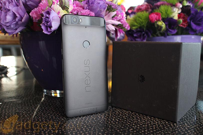 Nexus 6P (צילום: גאדג'טי)