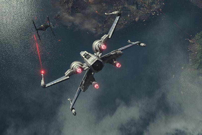מתוך: מלחמת הכוכבים הכוח מתעורר