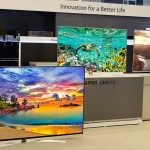 מסך 4K תומך HDR של LG בתערוכת CES 2016