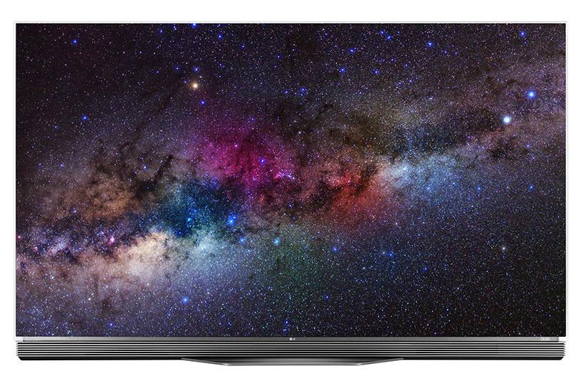 LG OLED TV 2016