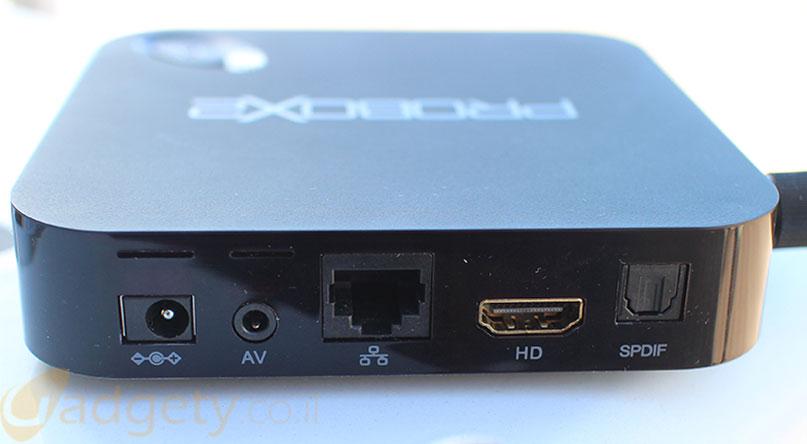 סטרימר ProboX2 EX (צילום: גאדג'טי)