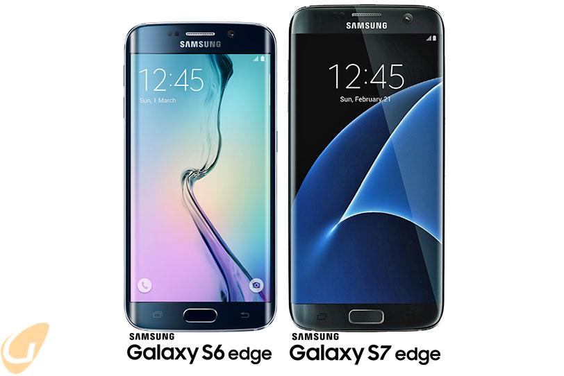 Galaxy S7 Edge מול Galaxy S6 Edge