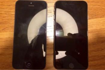 פרטים חדשים על האייפון 5SE נחשפים לצד תמונת השוואה לאייפון 5