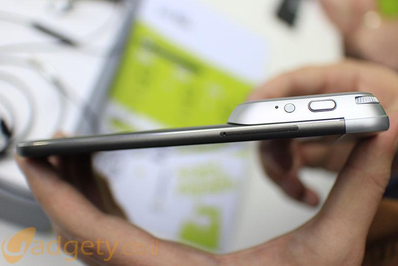 LG G5 (צילום ועיבוד: גאדג'טי)