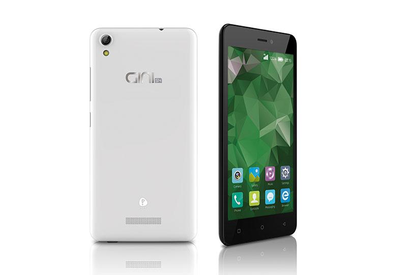מכשיר סמארטפון GINI S4 מבית פלאפון