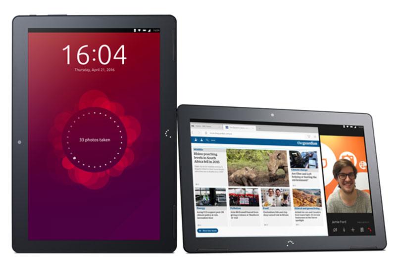 Aquaris M10 for Ubuntu