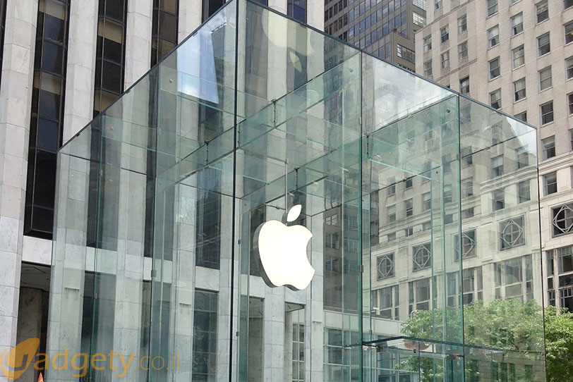 חנות אפל בניו-יורק (צילום: גאדג'טי)
