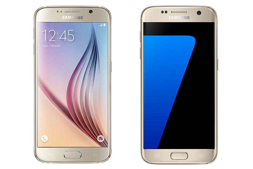 Galaxy-s7-v-Galaxy-s6