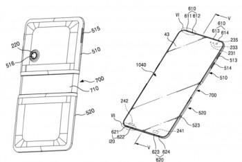 פטנט חדש של סמסונג מעיד: הסמארטפון המתקפל נמצא בשלבי פיתוח מתקדמים