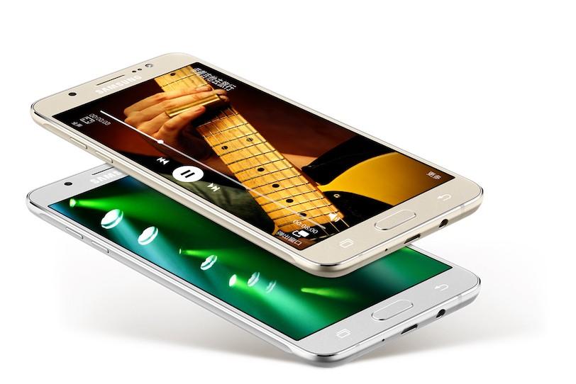 Samsung Galaxy J5 2016 (מקור: Samsung)