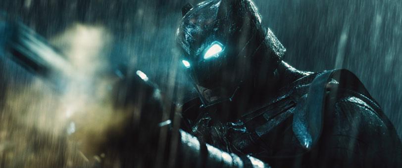 בן אפלק כבאטמן (מתוך: באטמן נגד סופרמן - שחר הצדק)
