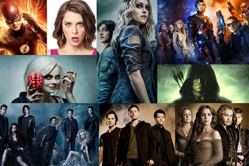 הסדרות שמחדשת רשת CW לשנה נוספת (עיבוד: גאדג'טי)