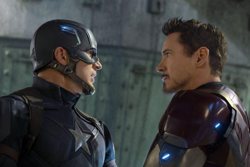 """מתוך """"קפטן אמריקה: מלחמת האזרחים"""""""